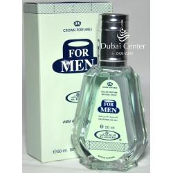 Eau de parfum al rehab « Romantic » pour homme