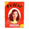Royal red henna